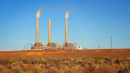 Navajo Generating Station in Arizona