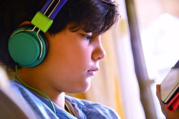 Headset for smartphones kids music internet online