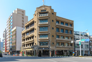 Hayashi Department Store in Tainan,Taiwan