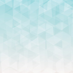 Blue White Polygonal Background, Vector illustration, Creative Business Design Templates, eps10