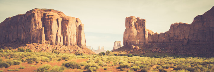 Photo sur Plexiglas Cappuccino Monument Valley, Utah, USA