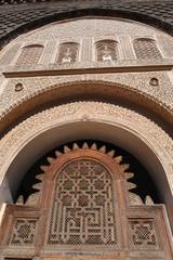 Medersa Ben Youssef in Marrakesch