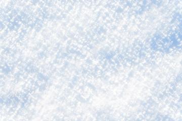 Fresh snow background texture