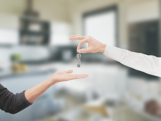 Consegna chiavi in mano appartamento