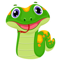 Illustration of a Snake