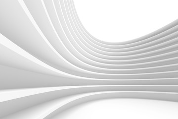 Fotobehang - Abstract Architecture Background