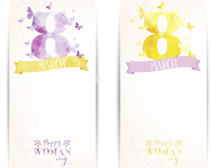 Woman's Day Banner