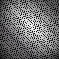 Fototapeta łańcuch rowerowy tło wektor obraz