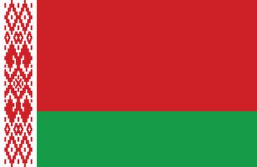 Belarus flag.