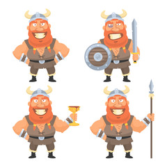 Viking in different versions