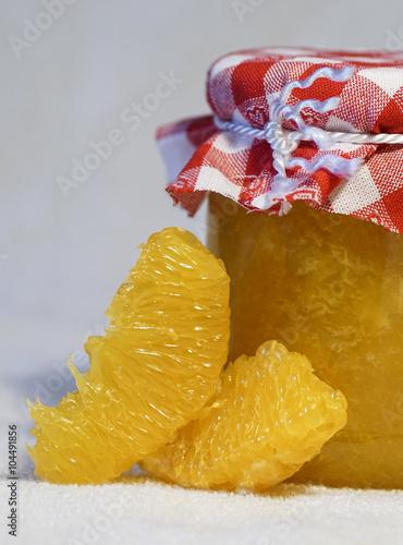 """""""Orangenmarmelade selbstgemacht"""" Stockfotos und ..."""