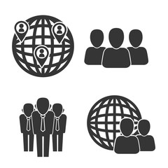 People and social network design