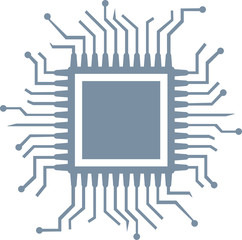 CPU computer chip