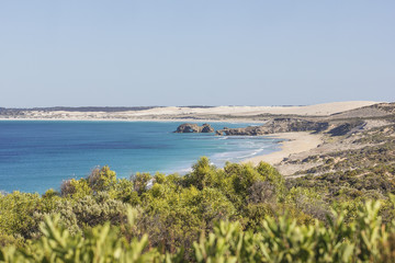 Sneak Peak at the Beach/ Sunny day of one of Eyre Peninsula Coastal Beach's in South Australia