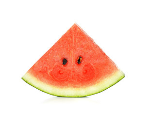 watermelon isolated on the white background
