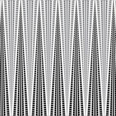 Tire tracks stripes