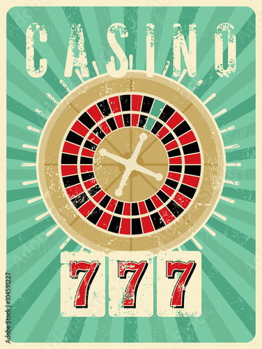 рекламные плакаты казино порторож