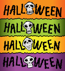 halloween design graphic vector illustration