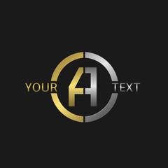 Letter A logo