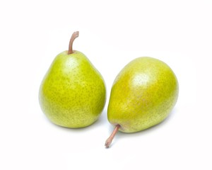 william pears isolated on white background