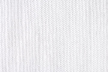 White canvas texture close-up.
