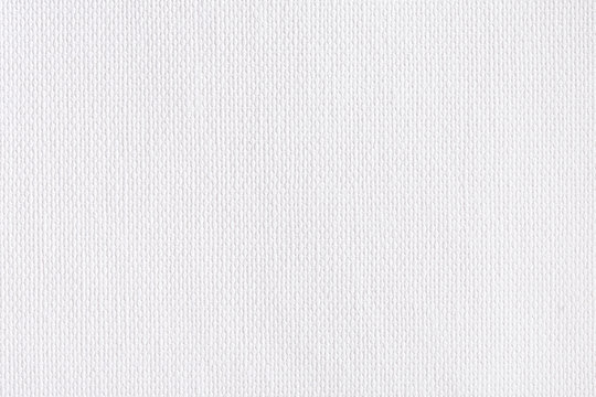 White canvas texture close-up.