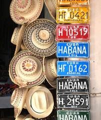 Hüte in Havana