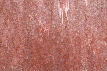 Old rusty metal plate texture background