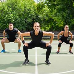 Fitness program presentation