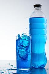 Fresh water in glass