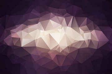 Abstract mosaic pattern background