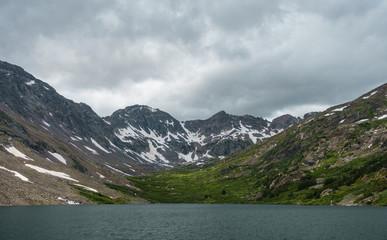 Upper Blue Lake, Summit County, CO