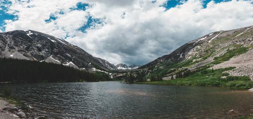 Lower Blue Lake Panorama