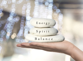 Balance, Spirit and Energy Stones