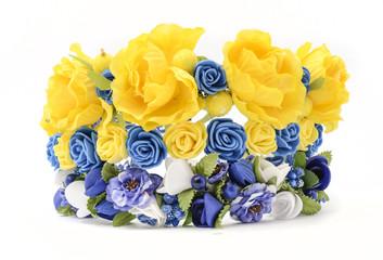 Cake of flowers