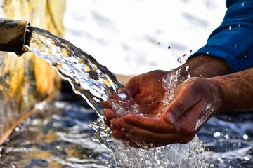 ilaçsız kaynağından doğal su