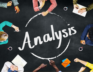 Analysis Analyze Data Information Planning Statistics Concept