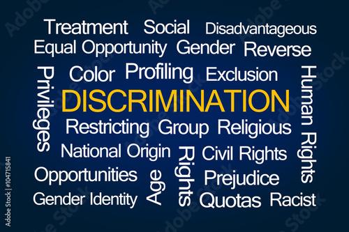 intra racial discrimination