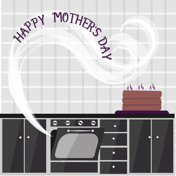 kitchen, mother's day, women's day