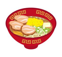 味噌ラーメン - Miso Ramen