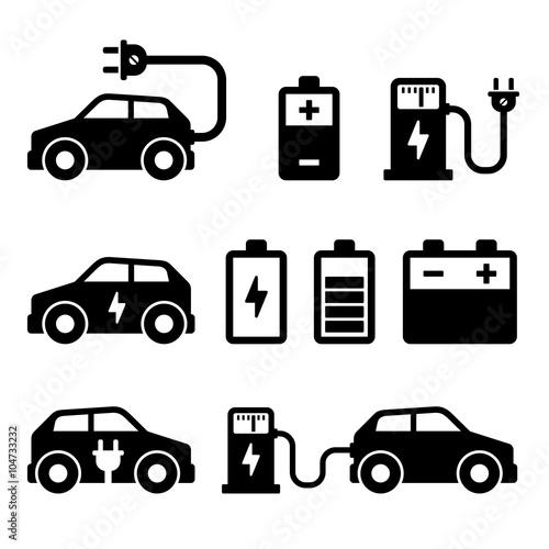 u0026quot electric car icons set on white background  vector u0026quot   uc2a4 ud1a1  uc774 ubbf8 uc9c0   ub85c uc5f4 ud2f0 ud504 ub9ac  ubca1 ud130  ud30c uc77c   fotolia com