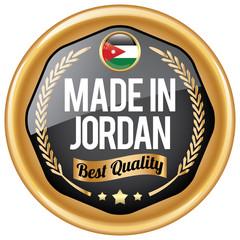 made in jordan icon