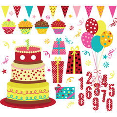 Birthday Party Element