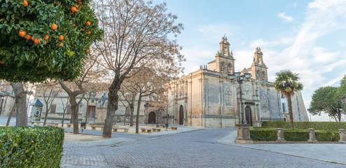 Santa María church in Ubeda
