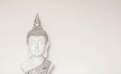 Buddha Backgrounds Silver