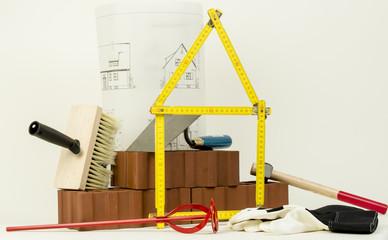 Bau Werkzeuge