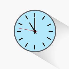 clock round, twelve o'clock