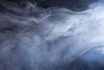 Abstract Smoky Background