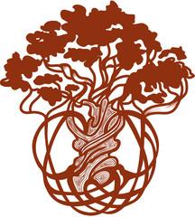Celtic World Tree