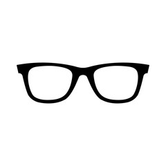 Eye Glasses vector icon